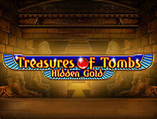Treasures of Tombs Hidden Gold