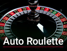 Auto Roulette Live Evolution Gaming