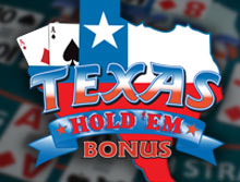 Evolution Gaming Texas Hold'em Bonus
