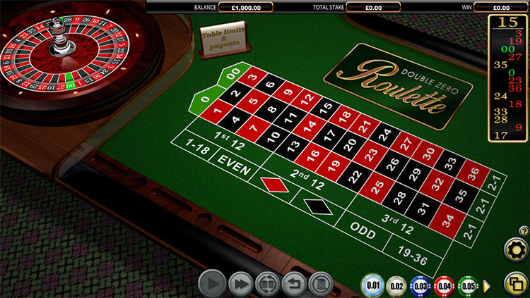 casino roulette double bet play