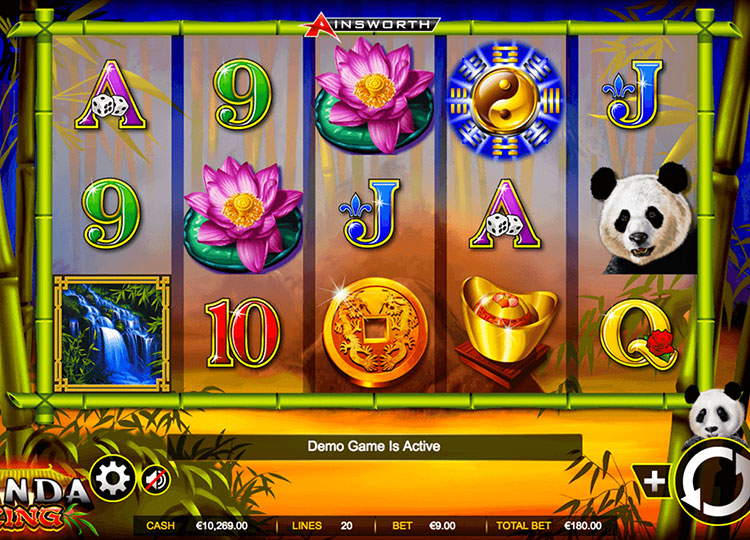 Panda King Bcasino Uk Deposit 10 Play With 20