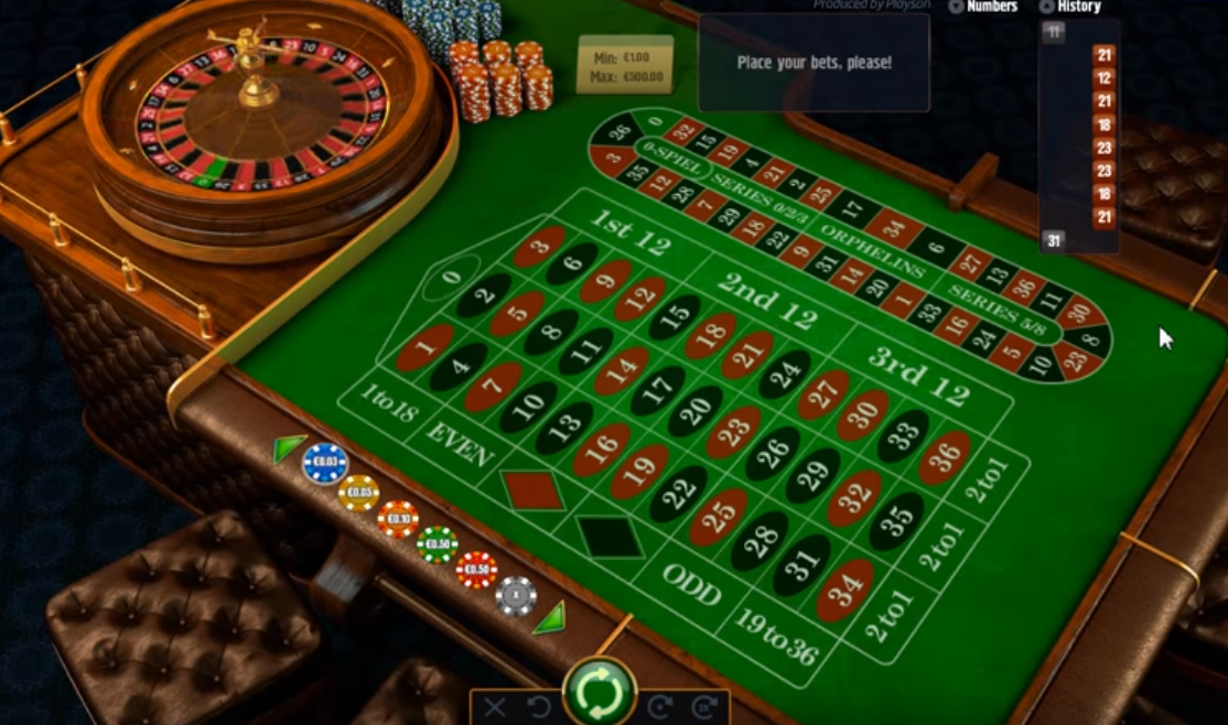 Blackjack and Roulette – Your Opportunity to Win Huge in Online Casinos Canada